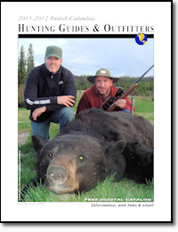 British Columbia Hunting Guides & Outfitters